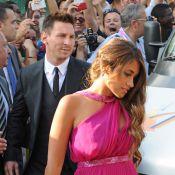 Lionel Messi et Antonella : Réunis avec les stars du Barça au mariage de Xavi
