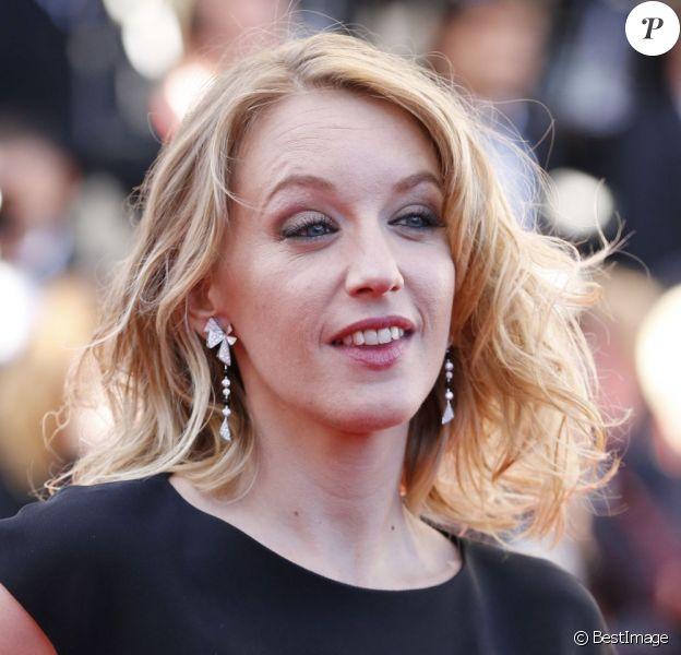 Ludivine Sagnier à Cannes, le 26 mai 2013.