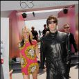 Nicole Appleton et Liam Gallagher à Cannes, le 14 mai 2010.