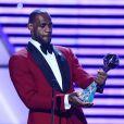 LeBron James lors de la cérémonie des ESPY Awards au Nokia Theatre de Los Angeles le 17 juillet 2013