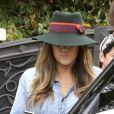 Khloe Kardashian - La famille Kardashian sur le tournage de leur émission de télé réalité à Malibu, le 11 juillet 2013.