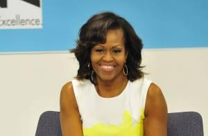 Michelle Obama : Sublime et passionnée pour un retour aux sources