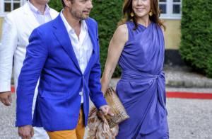 Mary et Frederik de Danemark : Le couple princier flashe au château de Gavno