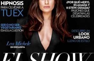 Lea Michele : Sublime pour Marie-Claire, un mois avant la mort de Cory...