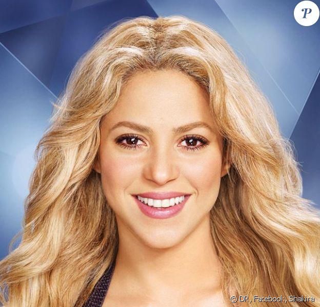 Shakira devient la nouvelle ambassadrice de Crest 3D White d'Oral B.