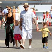 Nicole Richie : Rayonnante à Saint-Tropez avec sa famille et ses copines
