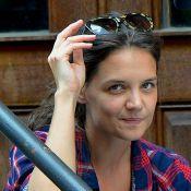 Katie Holmes : Ravissante sur le tournage d'un mystérieux projet