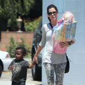 Sandra Bullock : Maman dévouée pour son adorable Louis, l'homme de sa vie