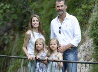 Letizia et Felipe d'Espagne : Parenthèse nature avec Leonor et Sofia à Majorque