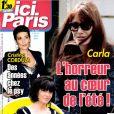 Jean-Roch et sa compagne Anaïs Monory attendent des jumeaux, deux petits garçons selon le magazine  Ici Paris,  en kiosques le 7 août 2013.