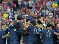 Eric Abidal : Un an après sa greffe, le retour inattendu en équipe de France