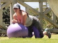 Jennifer Love Hewitt : Enceinte et sportive, la star prend soin de son corps