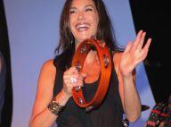 PHOTOS : Quand Teri Hatcher met le feu sur scène !