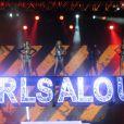 Les Girls Aloud lors de leur tournée d'adieu, en février 2013 à Birmingham.