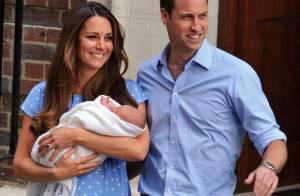 Kate Middleton : Retour en grande pompe avec William, papa ''exalté''