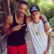 Justin Bieber : En pleine tourmente, Will Smith lui prête main-forte...