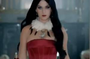 Katy Perry: Rebelle et royale comme Beyoncé pour son nouveau parfum Killer Queen