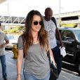 Khloé Kardashian et Lamar Odom à Los Angeles, en juillet 2012.