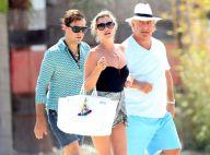 Kate Moss : De retour à Saint-Tropez pour ses vacances de rêve