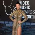 Katy Perry sur le tapis rouge des MTV Video Music Awards au Barclays Center à New York, le 25 août 2013.
