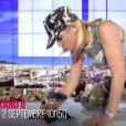 """Le teaser du """"Grand 8"""" saison 2 avec Laurence Ferrari - août 2013"""