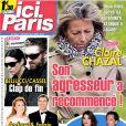 Magazine Ici Paris du 28 août 2013.