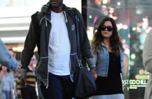 Khloe Kardashian : Lamar Odom de retour à la maison, le couple en discussion