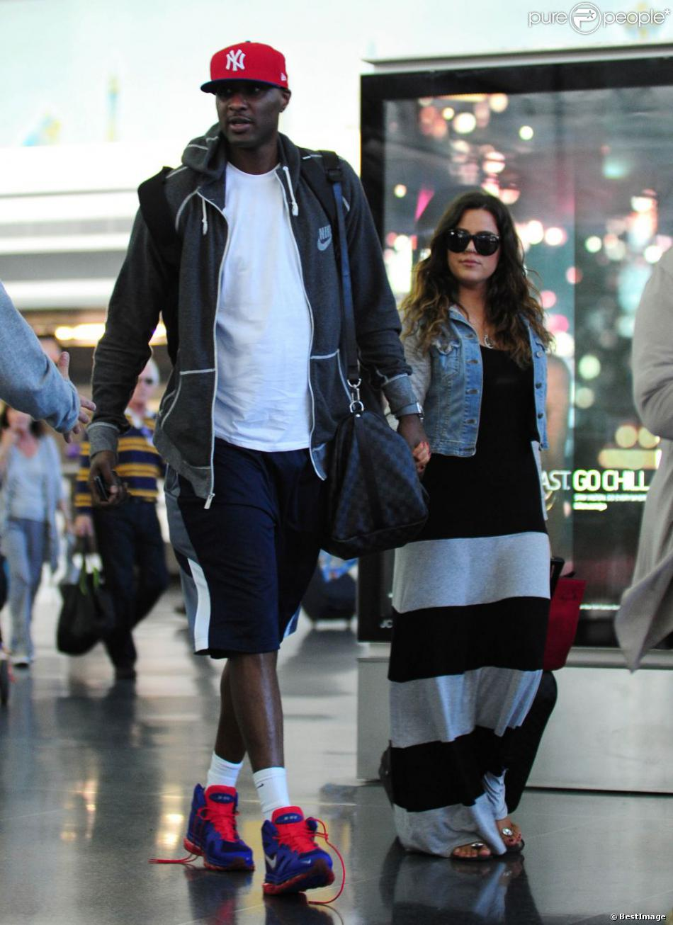 Lamar Odom couple