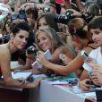 Sandra Bullock à la 70e Mostra de Venise, le 28 août 2013.
