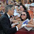George Clooney à la 70e Mostra de Venise, le 28 août 2013.