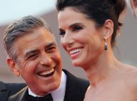 Mostra 2013: Sandra Bullock, superbe, irradie devant le séduisant George Clooney