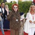 Régine lors de la cérémonie d'ouverture du 39e Festival du cinéma américain de Deauville, le 30 août 2013