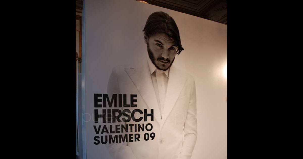 Le très beau Emile Hirsch, nouvel homme idéal pour ...