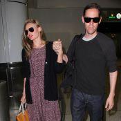 Kate Bosworth et Michael Polish : Chic et relax, les jeunes mariés rayonnent !