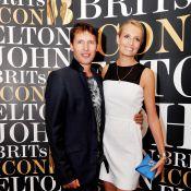 James Blunt et sa belle Sofia : La fête jusqu'au bout de la nuit avec Elton John