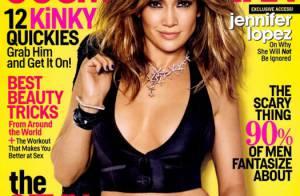 La sexy Jennifer Lopez parle des hommes de sa vie : Casper Smart et Marc Anthony