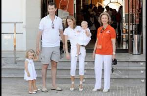 PHOTOS : Les filles de la princesse Letizia sont craquantes !
