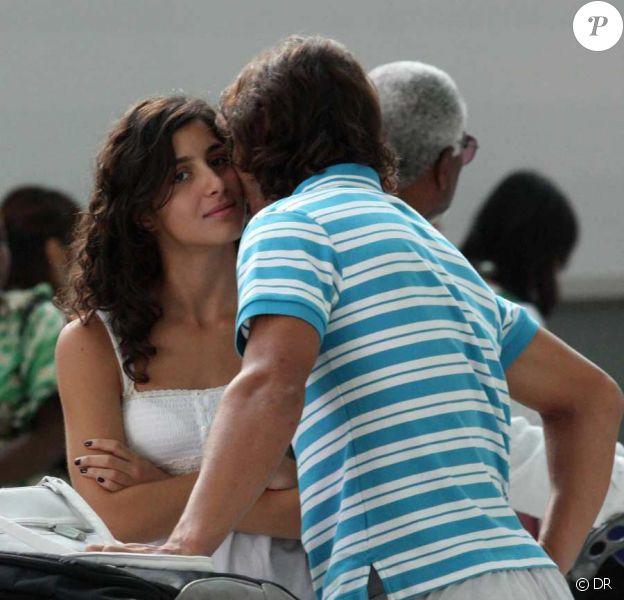 Rafael Nadal et son amoureuse Xisca, Maria Francisca Perello