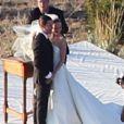 """Exclusif - Kate Bosworth se marie avec le réalisateur Michael Polish lors d'une cérémonie au """"Ranch at Rock Creek"""", à Philipsburg, le 31 août 2013."""