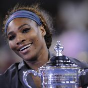 US Open 2013: Serena Williams triomphante devant son amie Eva Longoria déchaînée