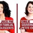 Jocelyne et Emilie sont les Nannies. A découvrir sur M6 mardi 10 septembre 2003 à 20h50.
