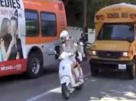Gwyneth Paltrow, mère modèle ? Irresponsable sur la route avec ses enfants...