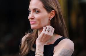 Angelina Jolie : Un nouveau tatouage pour la superstar et maman de 6 enfants