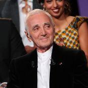 Charles Aznavour invite Serge Lama et Nolwenn Leroy pour un bel hommage