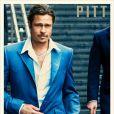 Affiche avec Brad Pitt du film Cartel de Ridley Scott, en salles le 13 novembre 2013