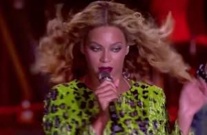 Beyoncé : Déchaînée et sexy, la star ouvre en beauté le festival Rock in Rio