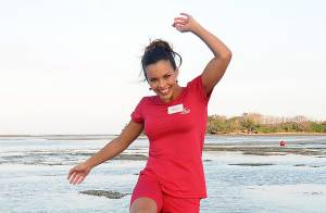 Marine Lorphelin pour Miss Monde 2013 : ''Je n'aime ni mes jambes ni mes seins''