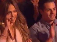 Jennifer Lopez et Casper Smart : Fans complices de Leah Remini, danseuse au top