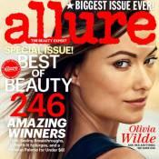 Olivia Wilde : Sexy pour ''Allure'', elle se confie sur son mariage ''foufou''