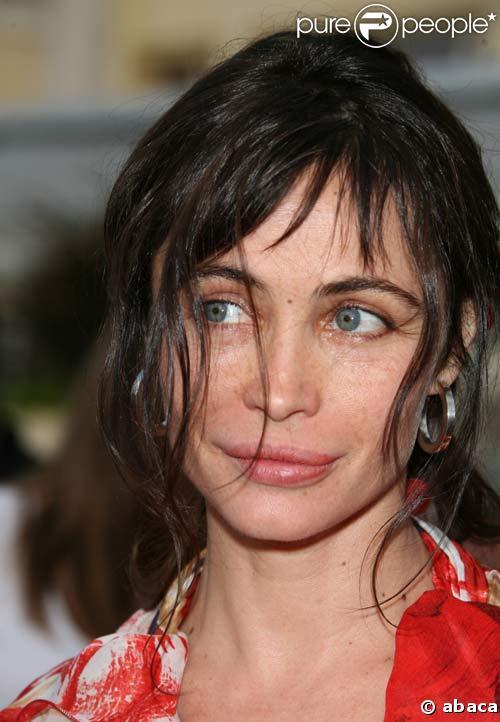 Emmanuelle Béart en juin 2008